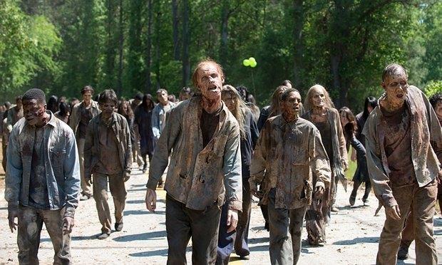 zombies vida aburrida