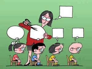 escuela mata pensamiento creativo