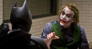 joker caballero oscuro psicopata