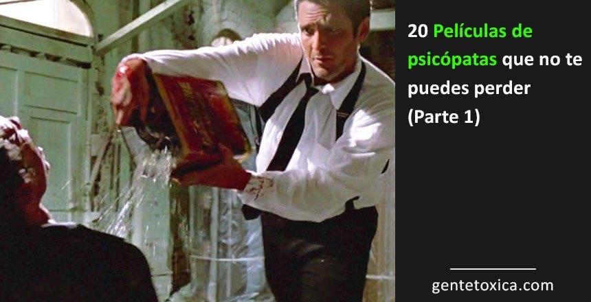 peliculas de psicopatas parte 1