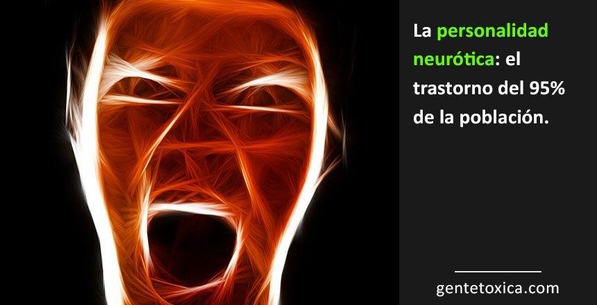 la personalidad neurotica