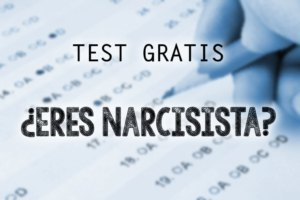 test narcisismo