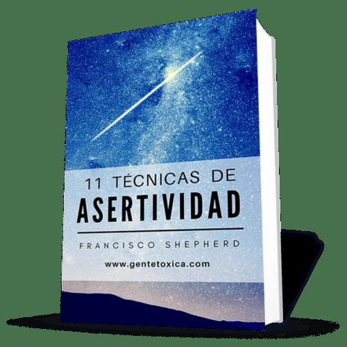 11 Técnicas de asertividad - Portada libro