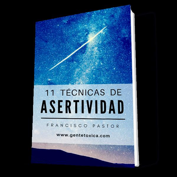11 Técnicas de asertividad - Francisco Pastor PNG 1